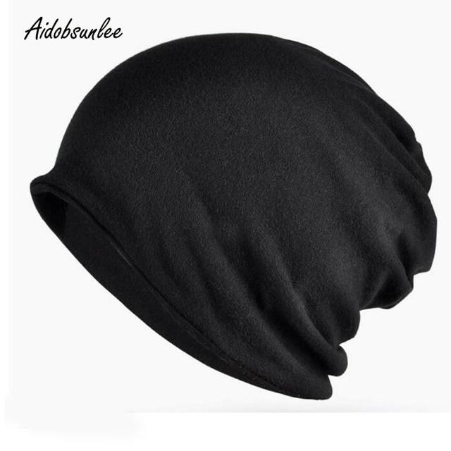 2017 New Beanies Hat Men Women Autumn Winter Hat Fine Female Fashion  Women s Breathable Skullies Beanies a99faee62ed