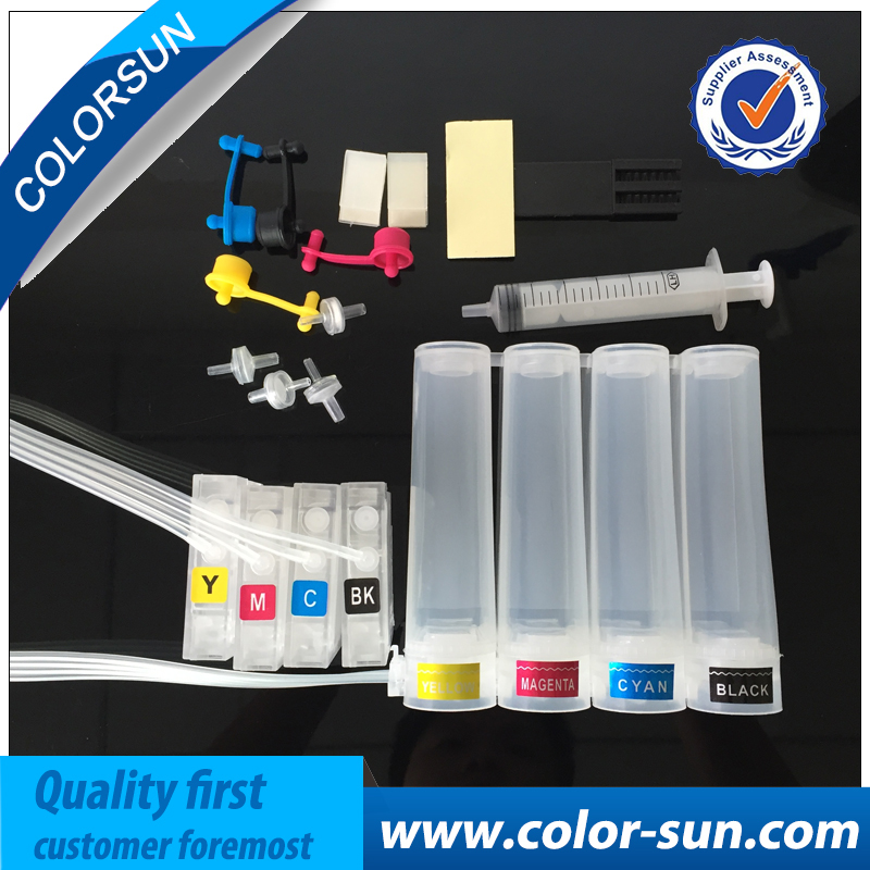 Continuous ink supply system For HP 711 Ciss with hose chain Designjet T120 T520