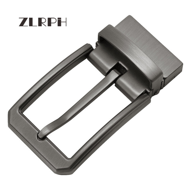 ZLRPH New Style High-grade Belt Buckle Business Popular High-end Style Luxury Brand Man Pin Buckle  Wholesale