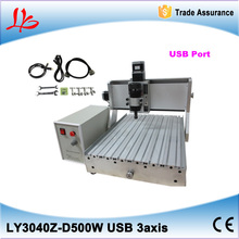 Mini USB 3040 Cnc Router mini Cnc 3040 Router for wood carving woodworking