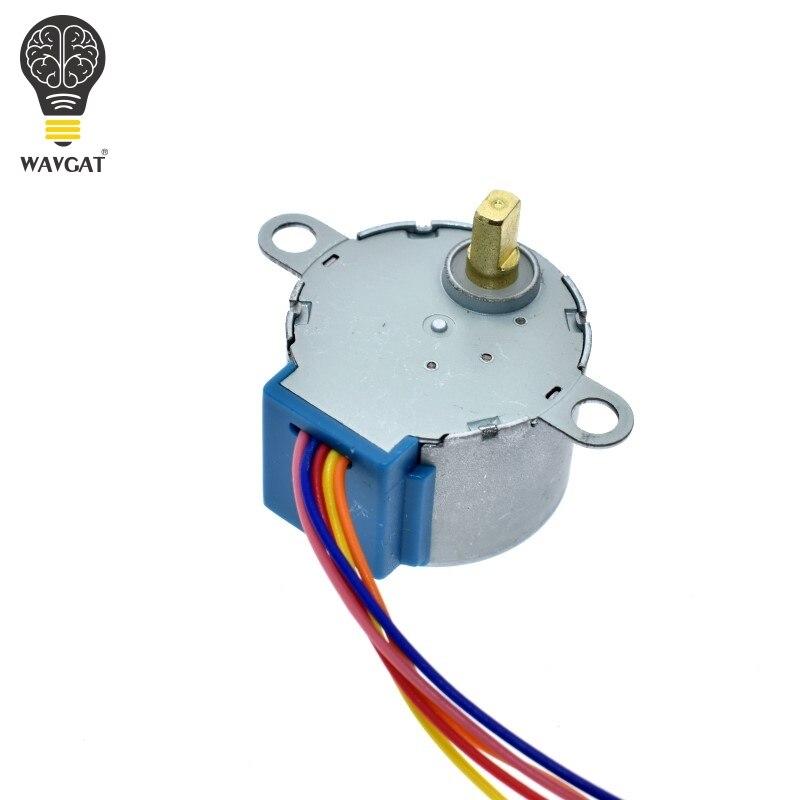 ULN2003 5V 4 phase 5 wire stepper motor gear motor 28BYJ 48 5V,Micro ...