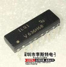 Send free 10PCS ILQ1  DIP-16   New original hot selling electronic integrated circuits