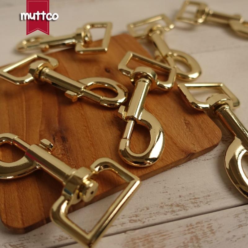 Diy Hondenriem Groothandel 50 Stkspartij Golden 25mm Metalen