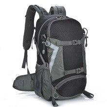 цена 2019 Outdoor Bags Hiking Backpack 30L Waterproof Anti-tear Nylon Quality Bag Men Women Climbing Travel Cycling Sports Backpack онлайн в 2017 году