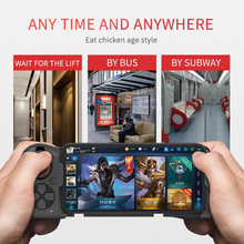 MOCUTE 058 Wireless Bluetooth Remote Controller For iPhone PUBG Control For IOS Android Smartphone VR Gamepad Joystick