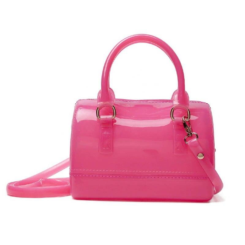 Luxury Handbags Women Bags Designer Silicone Bag Ladies Solid Pillow Shoulder Bag Women Crossbody Bags for Women Tote Bolsa T526