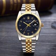 WLISTH Relogio Masculino 2018 Wristwatch Date