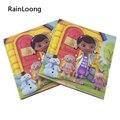 [RainLoong] Doc Mcstuffins Paper Napkin For Children Festive & Party Girl Tissue Napkisn  33cm*33cm 20pcs/pack/lot