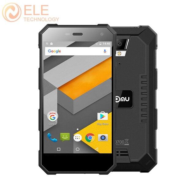 Origianl Brand Nomu S10 5.0 inch Android 6.0 Waterproof Smartphone MTK6737T Quad Core 2GB RAM 16GB ROM 5000 mAh Mobile Phone
