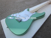 Free shipping wholsale NEW guitarra st guitarra/left hand electric guitar/guitar in china недорго, оригинальная цена