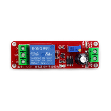 Smart Electronics NE555 DC 12V Delay Relay Shield Timer Switch 0~10S Adjustable