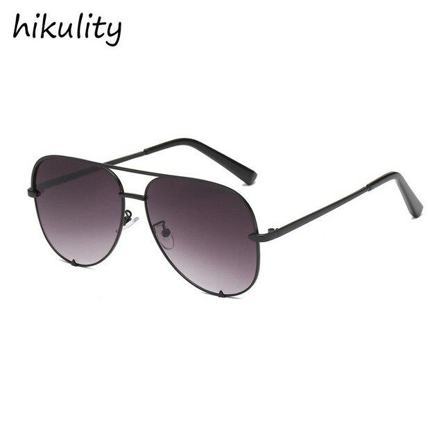 89231 Australia Stylish Oversized Pilot Claw Designer Sunglasses Women 2018 Ladies Shades Gradient Lens Sun Glasses Female 3