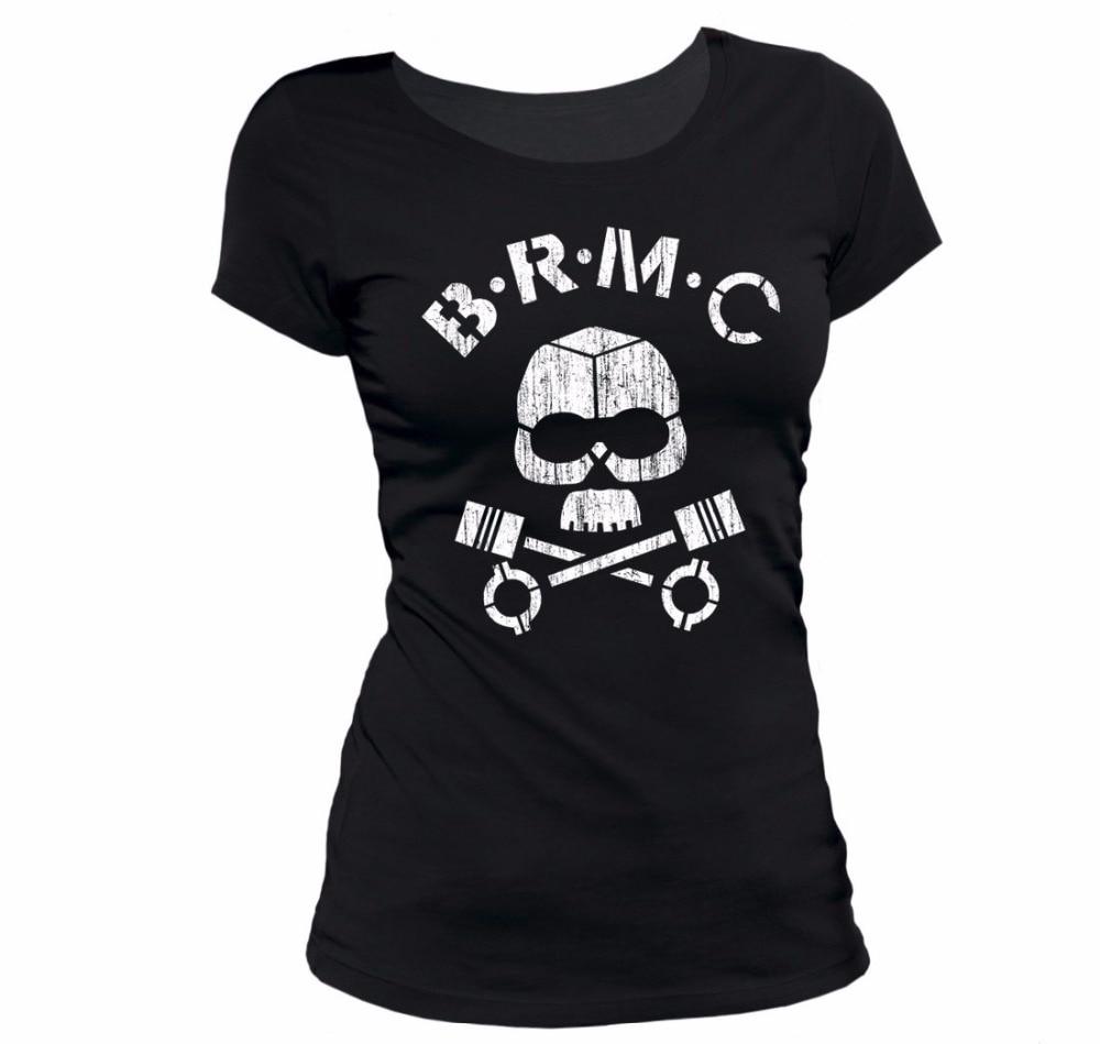Новые 2018 Мода странные вещи футболка Для женщин забавные Повседневное бренд Рубашки для мальчиков Топ B р м c череп Для женщин высокое качест... ...