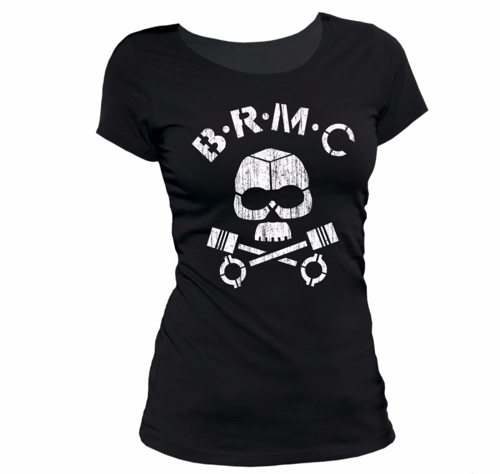 Newest 2018 Fashion Stranger Things T Shirt Women Funny Casual Brand Shirts Top B R M C Skull Women High Quality Tees ...