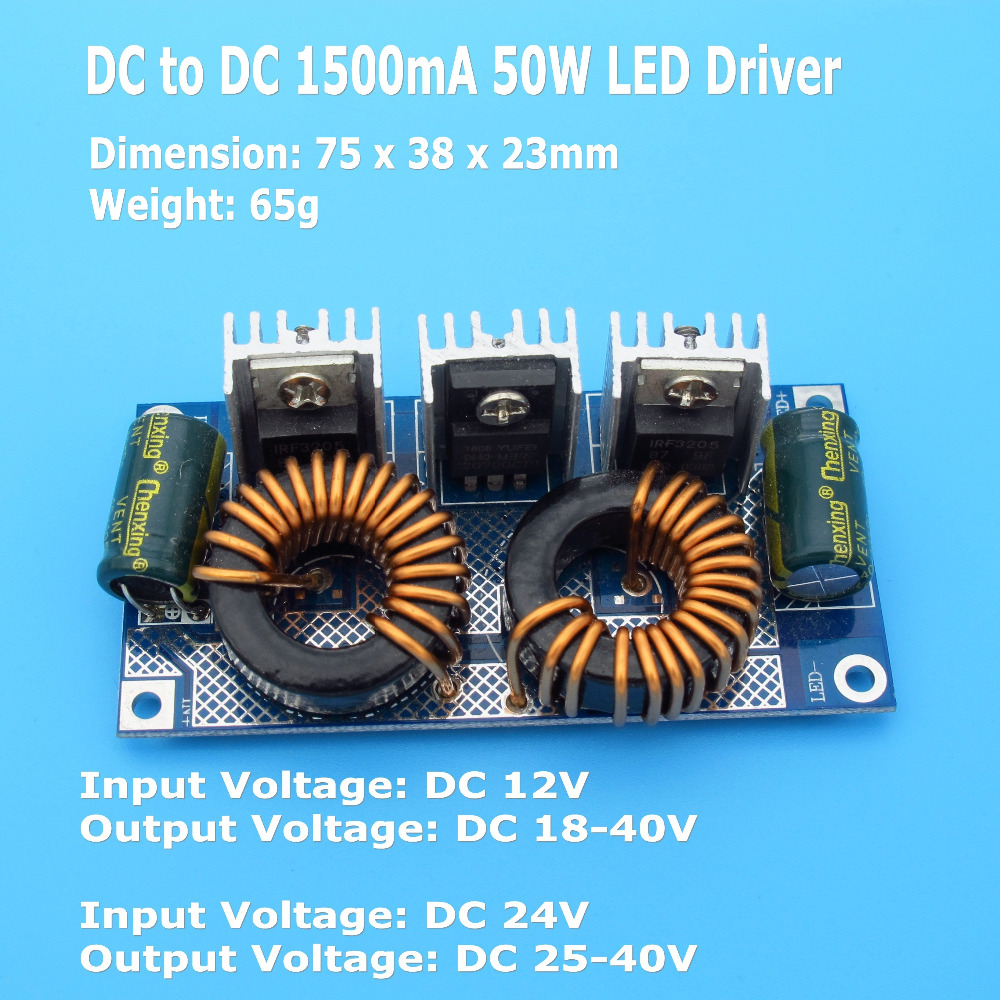 High Quality Dc 12v 24v To 25 40v Constant Current Led Driver 30w Circuit 3w 300ma Triac Dimmable Buy 50w Low Voltage Power Supply In Lighting Transformers From Lights On