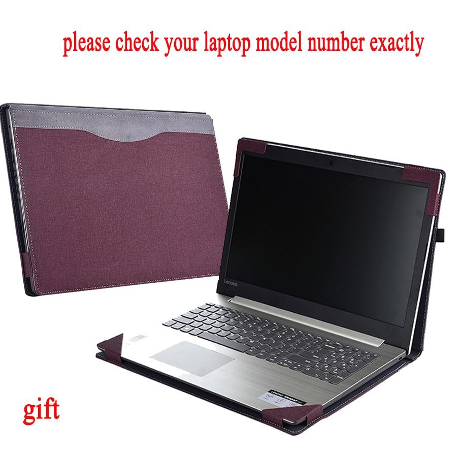 Étui pour lenovo Yoga 510 15.6 510-15 pour Ideapad 510 520 520-15 pochette pour ordinateur portable détachable housse de protection pour ordinateur portable cadeau de la peau