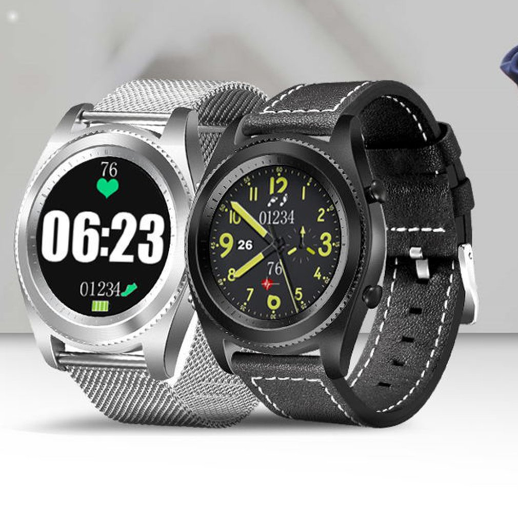 NO.1 S9 Smart Watch Bluetooth Heart Rate Monitor Remote Camera Fitness Tracker Smartwatch Men For Android/ios ClockNO.1 S9 Smart Watch Bluetooth Heart Rate Monitor Remote Camera Fitness Tracker Smartwatch Men For Android/ios Clock