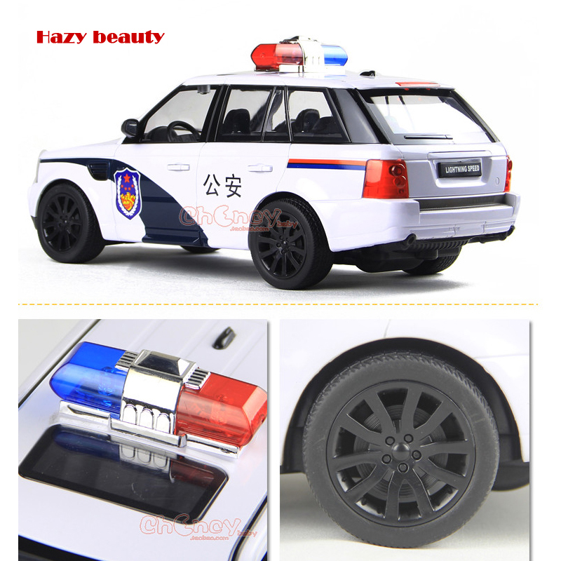 Rc Car Remote Control Police Electric Cars Kids Ultra Large Drift Chargable Racing Model In Ride On From Toys Hobbies