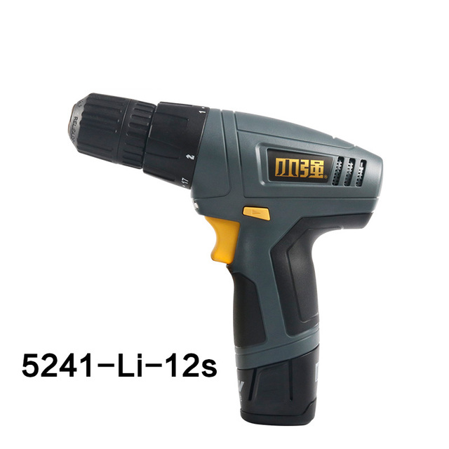 Charging Drill Tool Series Lithium rechargeable electric drill 12V single-speed Electric hand drilling machine