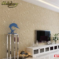 Modern Simple Pure Color Non Woven Wallpaper Wallpaper Dining Room Living Room Sofa Background Bedroom Full