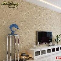 Beibehang الحديثة بسيط نقي اللون غير المنسوجة خلفيات الطعام غرفة المعيشة خلفية أريكة غرفة نوم كاملة من خلفيات-في خلفيات من تجميل المنزل على