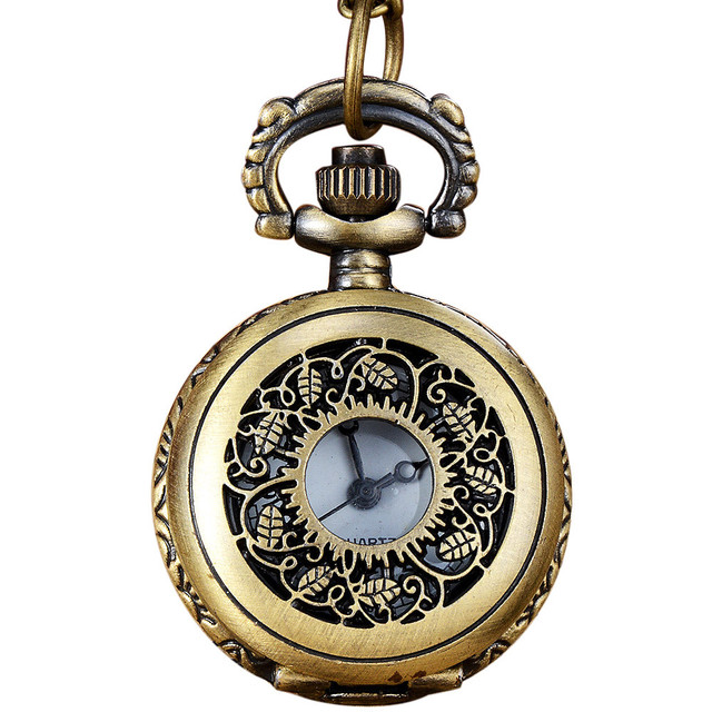 #5003Vintage Bronze Tone Spider Web Design Chain Pendant Men's Pocket Watch Gift DROPSHIPPING New Arrival Freeshipping Hot Sales