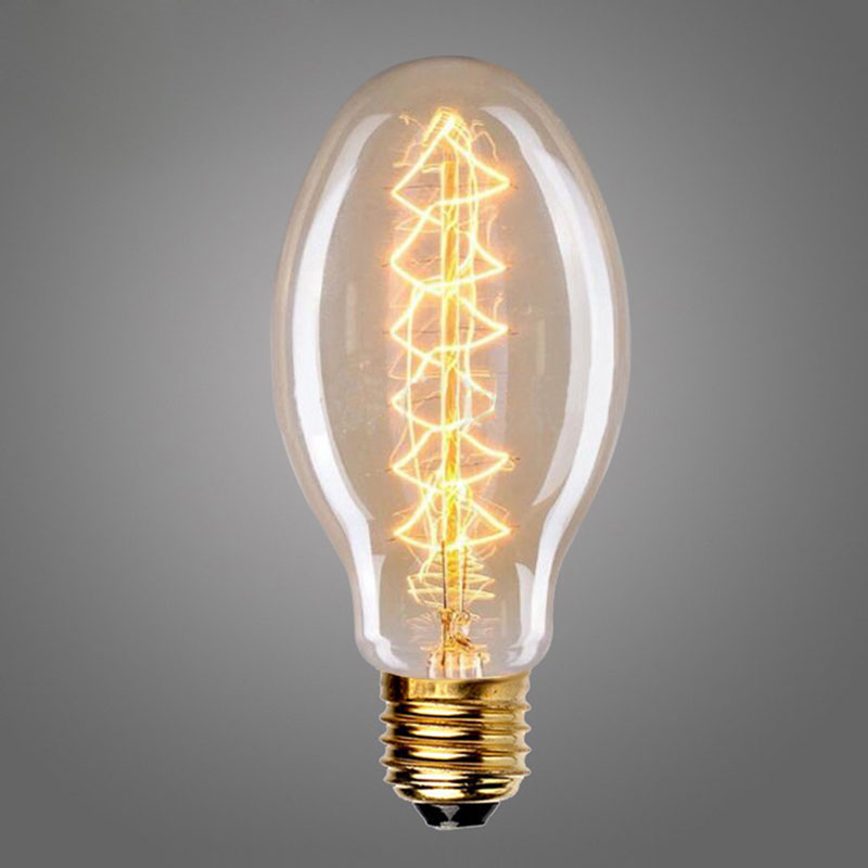 Edison Bulb E27 220V/110V Vintage Edisons Lamp Retro Edison Bulbs 40w Incandescent Ball Bubble Light For Pendant Lamps P5