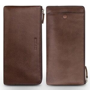 Image 5 - QIALINO – étui portefeuille 2016 en cuir véritable pour iphone 7 et iPhone 7 plus, fait à la main, avec fentes pour cartes, 4.7/5.5 pouces