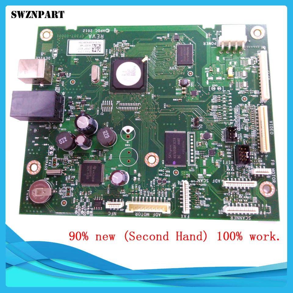 FORMATTER PCA ASSY Formatter Board logic Main Board MainBoard mother board for HP M476 M476dn M476dw M476nw CF387-60001 free shipping original cf387 60001 formatter board for hp m475 m476 m476dn 476dnw mainboard formatter board logic board