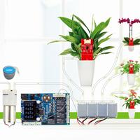 Elecrow Automatic Plant Watering Kit for Arduino Soil Moisture Sensor DIY Gardening Self Watering Smart Plant Water Cooling Kit|Integrated Circuits| |  -