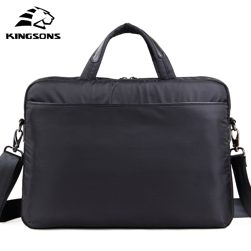 Image 2 - Kingsons Brand 14.1 inch Notebook Computer Laptop Fashion Waterproof Bag for Women Shoulder Messenger Bags Ladies Girls Handbagbags for womenbags for women brandfashion bags for women -