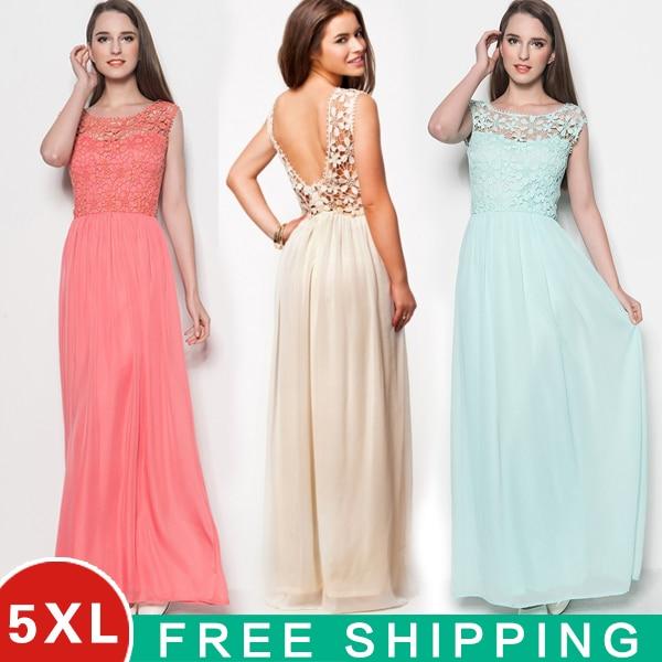 Coral Plus Size Maxi Dress Mersnoforum