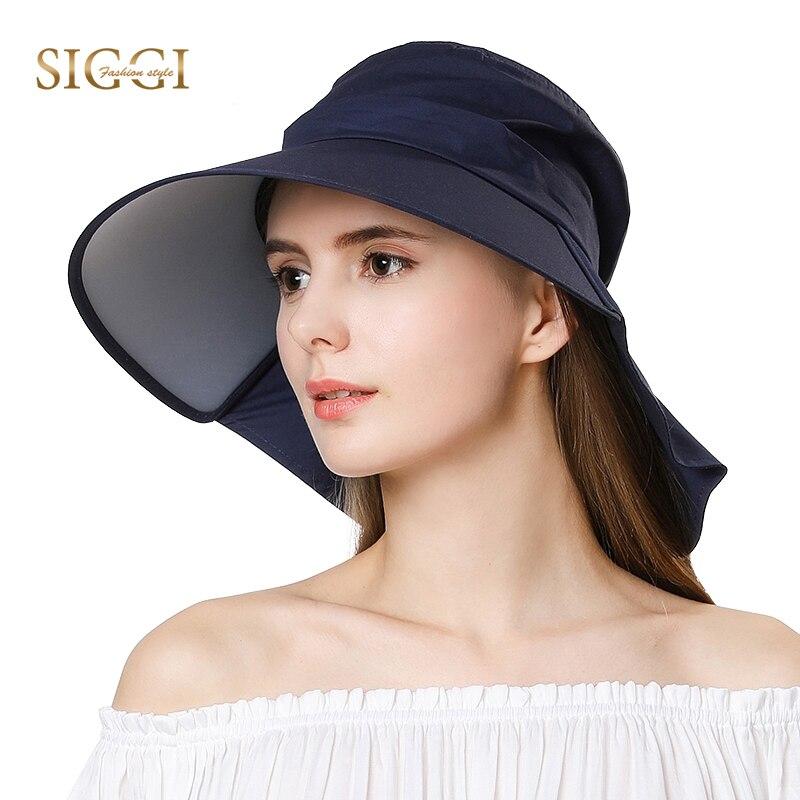 32c24011e3c Product description. Ladies UV Protection Wide Brim Sun Hat for Summer ...