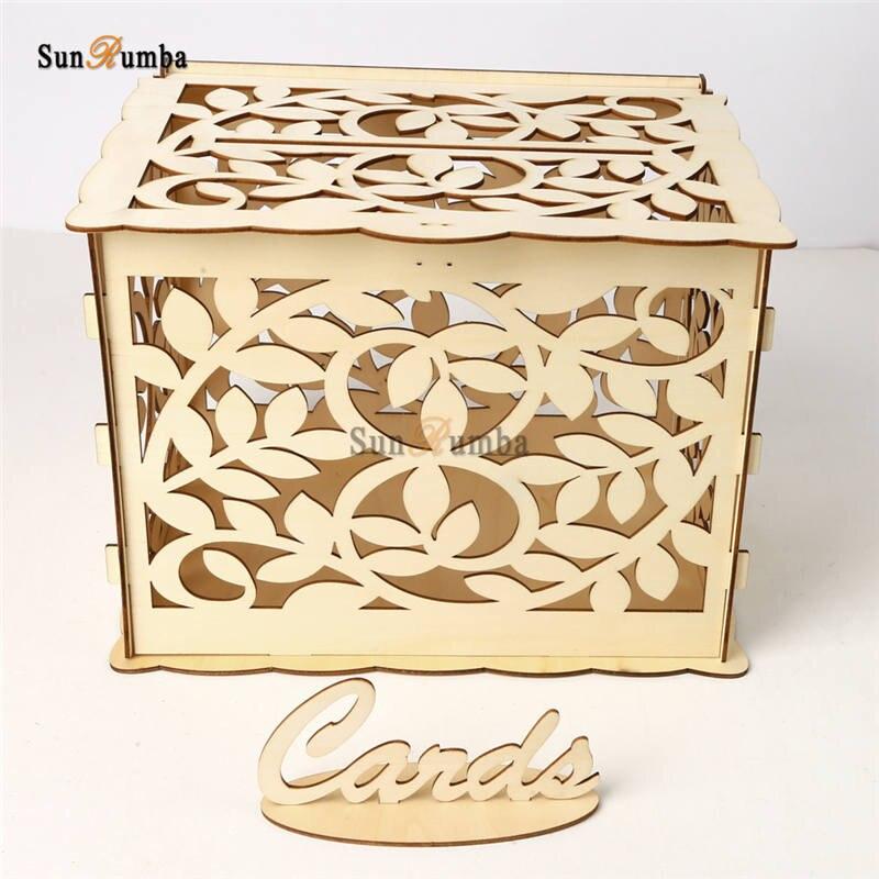 Wedding card box MUW-327-14