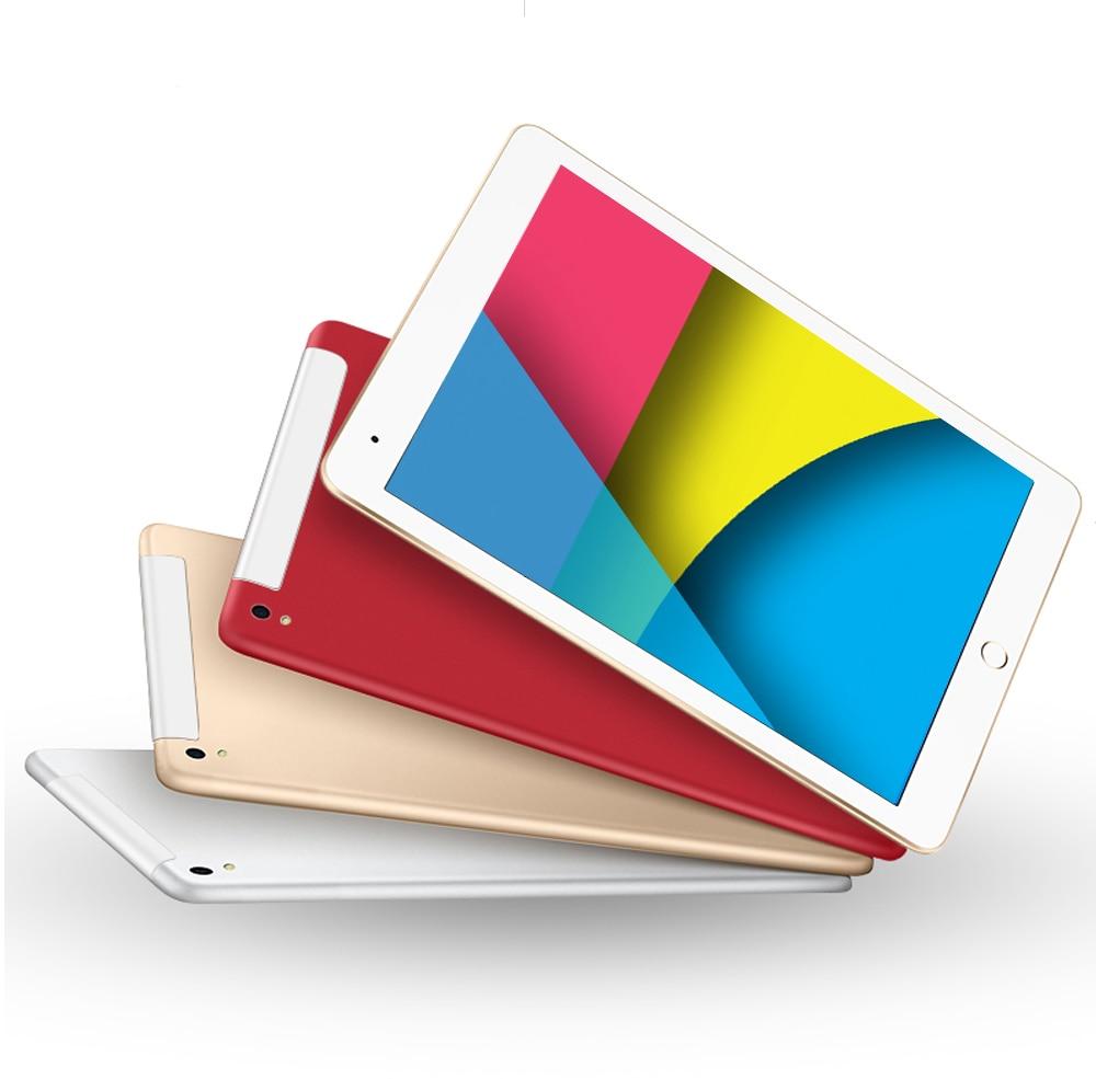 Original 10.1' 32GB 64GB Nice Tablets Android 7.0 Octa Core Dual Camera Dual SIM Tablet PC WIFI OTG GPS Google Metal Tablet Pcs