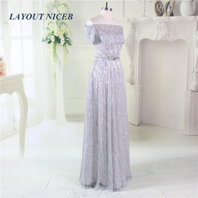 Ασημένια Bling 2017 Βραδινά Φορέματα Μικρά Μανίκια Βραχίονας Μπλούζες Φορέματα Μπλούζα Ρόμπωμα Ρούμπια Μαριέ