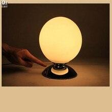 Новые декоративные светодиодные спальня ночники сенсорный диммер глаз творческий торговля Стол свет Rmy-0271