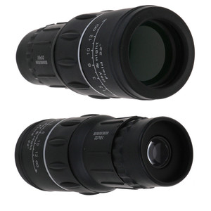 Image 2 - HD 16x52 Dual Focus Zoom Optical Night and Day Vision Monocular single Telescope Mini Portable Military Zoom Travel Hunting 5.29