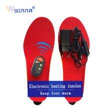 05beeaa2a ساخنة النعال الشتاء الرجال النساء ساخنة حشايا حذاء usb مشحونة في الصين مصنع  إنتاج حجم 35-40 #
