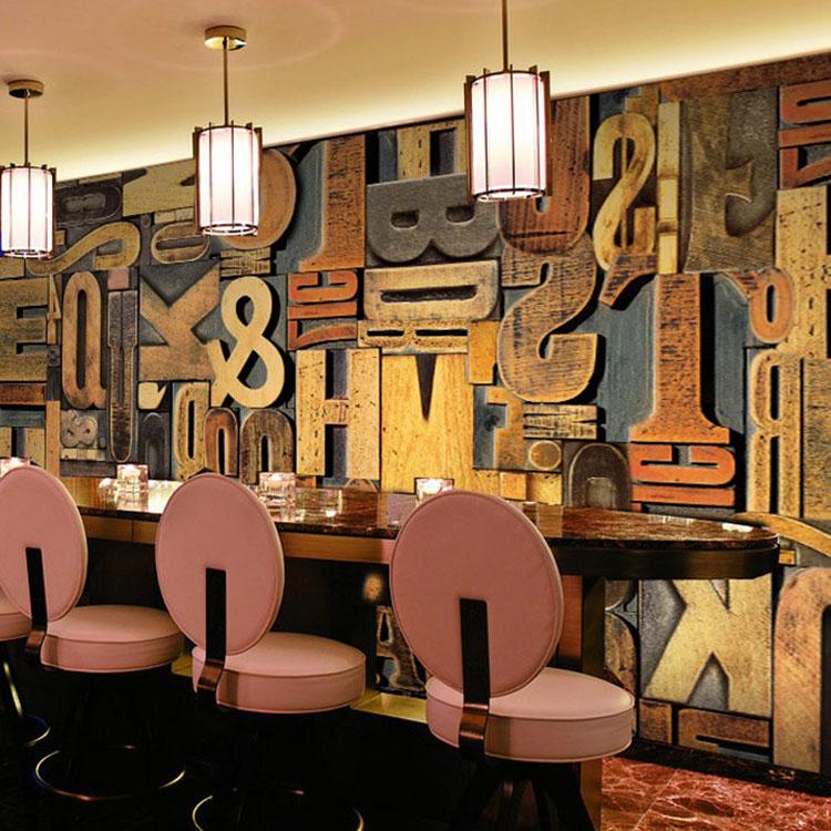 d de la vendimia con estilo ingls carta wallpaper bar cafetera estudio de