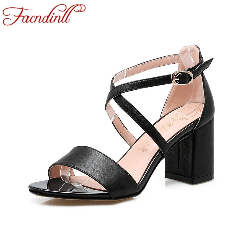 FACNDINLL classic cross-tied sandals summer shoes fashion gladiator leather sandals women high heels sexy open toe party shoes new fashion 2017 army green sandales talon femme lace up high heels party shoes women cross tied strappy gladiator sandals women