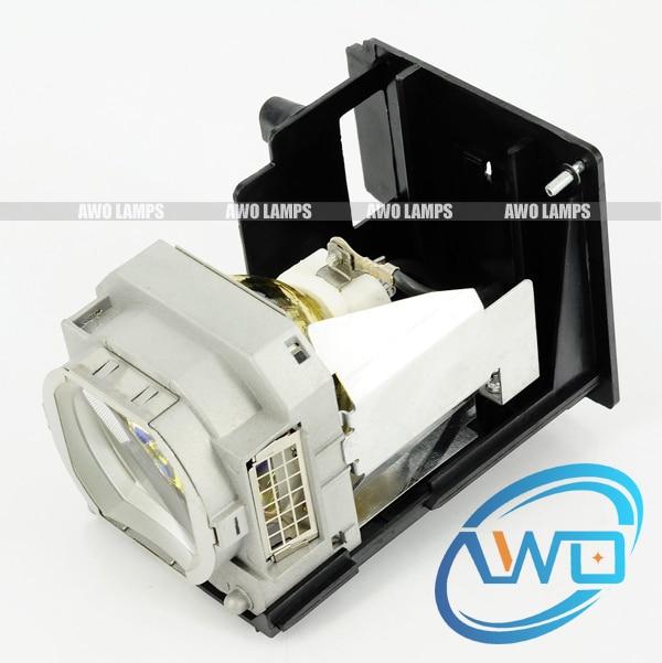 Compatible bare lamp VLT-XL650LP with housing for MITSUBISHI HL2750U/HL650/HL650U/LH-6580/LW-6100/LW-6200/LW-639C/MH2850U/WL2650
