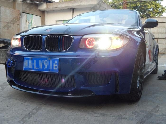 11-12 BMW E82 1 Series & 1M Rz CFRP Hood (4)