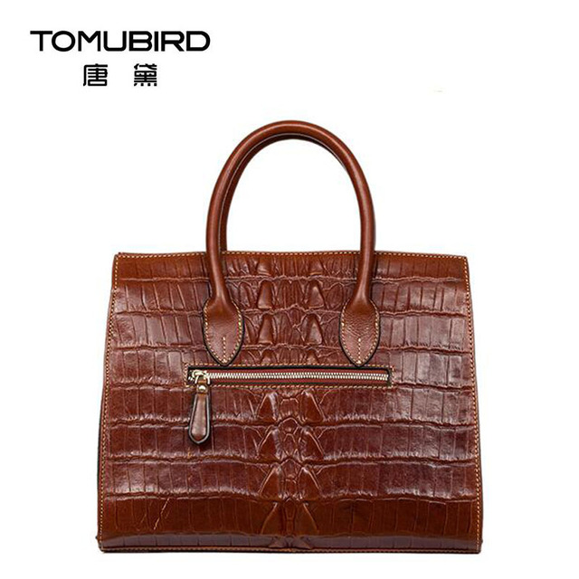 2016 New women bag leather brands quality fashion luxury alligator grain leather platinum bag large capacity women handbags bag