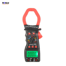 Digital-Clamp-Meter Ohmmeter Cycle-Test Capacitance W/frequency Volt 1000A HD9593 Duty