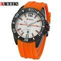 CURREN 2016 Moda Casual Relógio de Quartzo Homens Esportes Relógios À Prova D' Água relógio de Pulso relogio masculino 8178