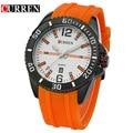 CURREN 2016 Moda Casual Reloj de Cuarzo de Los Hombres Relojes Deportivos A Prueba de agua Reloj relogio masculino 8178