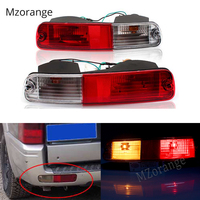 Rear Bumper Lamp Signal Tail Light Reflector For Mitsubishi 2003 2004 2005 2006 2007 Pajero Montero V73 V75 V77 2003 2004 2006
