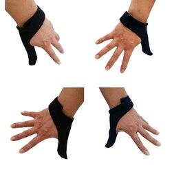 Universal esportes bola de boliche polegar saver direita & esquerda mão dedo aperto protetor acessórios de substituição-escolha cores