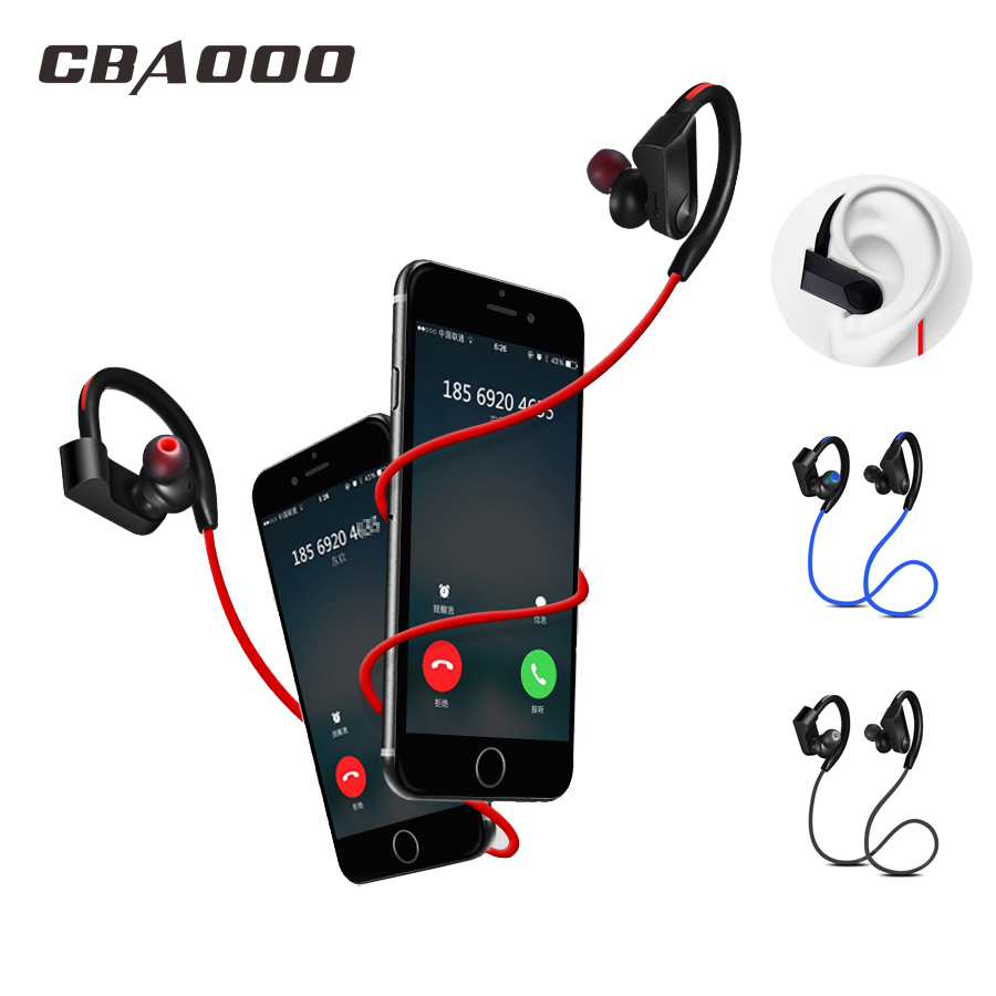 CBAOOO K98 Wireless Headphone Bluetooth Earphone Sweatproof earpods Sprot headset stereo bass Blutooth earphones for phone wireless sport bluetooth earphone sweatproof magnetic design stereo bass earphones with mic for smart phone mobile phone